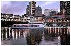 Dinner cruises are one type of guided tour that may interest visitors.