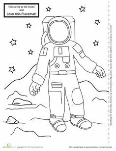 75 Best Space Preschool Theme images | Space preschool ...