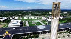 UAlbany: a University on the Move