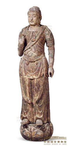 宋 960—1279年.高109厘米
