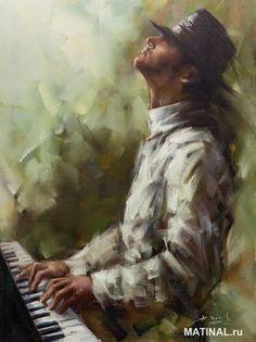Spanish artist - Merida Josiah