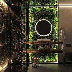 Новости Nordic Interior, Office Interior Design, Luxury Interior, Decoration Design, Deco Design, Wood Interiors, Office Interiors, Yellow Room Decor, Natural Bathroom