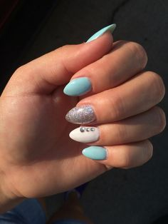 Love my nails #NailKrazy #Mercedes
