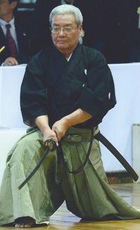 Ishido Shizufumi sensei