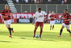 Blog Esportivo do Suíço:  Em partida com final eletrizante, Vitoria e Fluminense ficam no empate