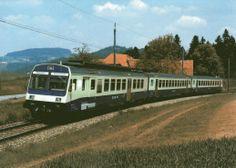 Swiss Railways, Commercial Vehicle, Switzerland, Georgia, The Unit, Train, Vehicles, Life, Trains