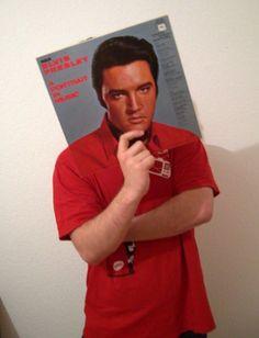 Elvis #SleeveFace