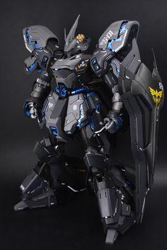 MG Sazabi Ver.ka P-Japran Color Ver. Painted Build by Masjapran Gunpla Gundam Toys, Gundam 00, Gundam Wing, Arte Robot, Robot Art, Robot Concept Art, Armor Concept, Robo Transformers, Armored Core