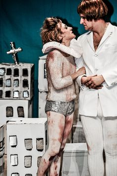 Schaubühne - Romeo and Juliet