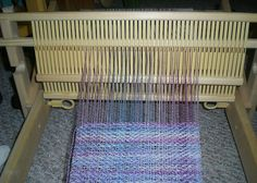 Ask The Bellwether: What can you weave with 2 heddles on the rigid heddle loom?