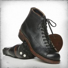 Linesman Boot-BLK