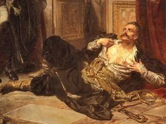 """Jan Matejko """"Rejtan - upadek Polski"""" - """"Rejtan - the Fall of Poland"""" Tadeusz Rejtan was a deputy in the Sejm (parliament) of the Polish-Lithuanian Commonwealth in infamously known as the Partition Sejm (convened by the Russian Empire, Prussia. Sherlock John, Sherlock Holmes, Baptism Of Christ, Oil On Canvas, Canvas Prints, Pale Horse, Johnlock, National Museum, Superwholock"""