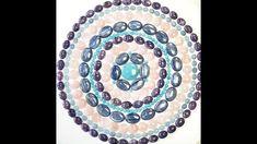 Mickey Mouse, Mandala, Pearls, Jewelry, Jewlery, Jewerly, Beads, Schmuck, Jewels
