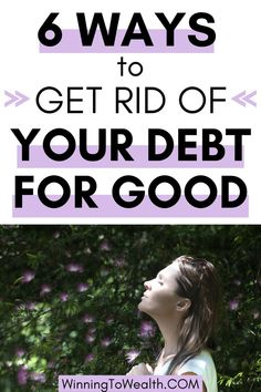 6 Proven Strategies You Can Use To Pay Off Debt Debt Repayment, Debt Payoff, Budgeting Finances, Budgeting Tips, Money Saving Tips, Money Tips, Student Loan Debt, Get Out Of Debt, Financial Tips