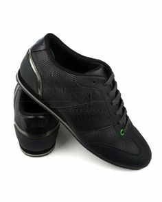 35c528f174c Zapatos Hugo Boss Negro - Lighter Influence Hugo Boos