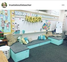 How to Build a Classroom Stage - Will Teach For Tacos