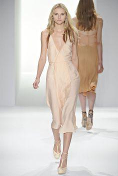 Calvin Klein Spring 2012