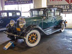 1929 Auburn Model 8-90