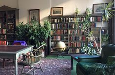 The Institute Library, New Haven, CT (Chris Wolak - WildmooBooks)