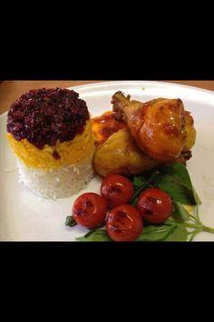 Persian food - Love the presentation