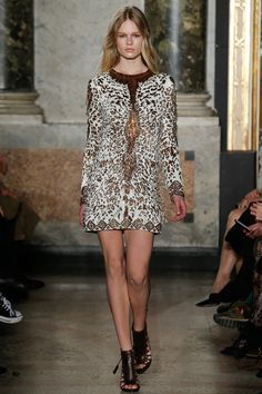 Emilio Pucci | Fall 2014 / Winter 2015, Ready-to-Wear Collection | RTW, MFW, Milan Fashion Week, Italy