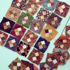 Four Square Quilt Contest, 2015, American Patchwork Quilts magazine