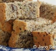 Yummy South African recipe for Seed and Nut Rusks - enjoy this healthy treat with your coffee or tea.