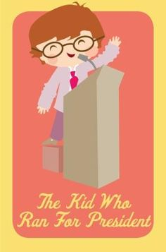 The Kid Who Ran For President starts October 5th at The Magik Theatre! :) #SATX #Hemisfair
