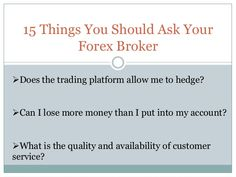 You should ask your Forex Broker by #markshawzin