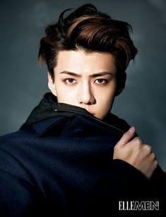 I barely even know exo but is sehun the visual????