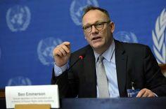 UN Human Rights Rapporteur: US torture program a 'criminal conspiracy'