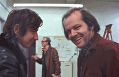 ⚡️ — The Shining (1980) /Jack Nicholson - Behind...