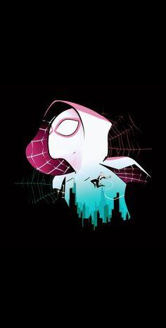 Spider-Gwen, in the Spider-Verse - Marvel Comics Marvel Comics, Marvel Art, Marvel Heroes, Marvel Characters, Marvel Spider Gwen, Spiderman Spider, Spider Girl, Amazing Spiderman, Marvel Wallpaper