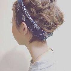 ショートヘアもばっちり決まる! 短髪さんにおすすめのヘアアレンジ集