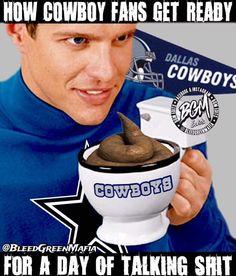 How cowboys fans start their mornings Funny Dallas Cowboy Memes, Dallas Cowboys Jokes, Funny Football Memes, Cowboys Memes, Nfl Memes, Sports Memes, Funny Memes, Philadelphia Eagles Logo, Philadelphia Sports