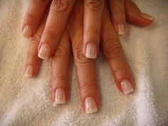 Paris Nails dlm --- so pretty and natural looking.  Love it.