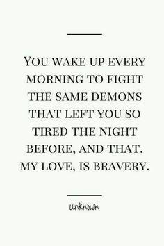 #bravery