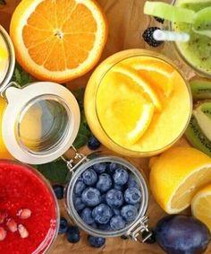 Opi, Plum, Detox, Fruit