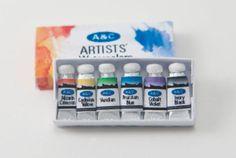 mini paint tube tutorial