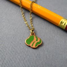 Girl Scout Necklace