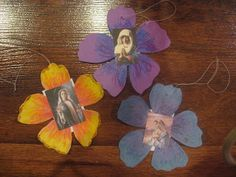 MAY CRAFT   Flowering Mary Tree Project / Craft ~ Month of Mary | Catholic Inspired ~ Arts, Crafts, and Activities!