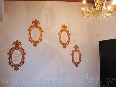 Dream-Art.gr: Ζωγραφική σε ύφος Baroque για το δωμάτιο του Elian...