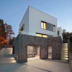 Concrete: Jelenovac Residence, Zagreb, Croatia – DVA Arhitekta