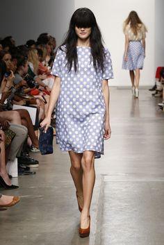 Karen Walker RTW Spring 2013 - Runway, Fashion Week, Reviews and Slideshows - WWD.com