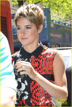shailene woodley haircut - Google Search: