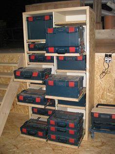 Luxus Schrank Bauen Diy Schrank Bauen Werkzeug Aufbewahrung Werkstatteinrichtung