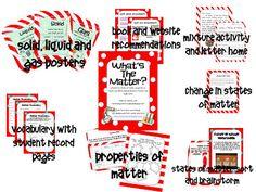 Fun States of Matter Activities!