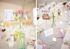 Fresh Ideas for Travel Themed Weddings