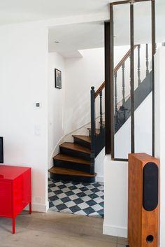 Maison moderne a Vincennes : une métamorphose réussie avec extension - Côté Maison