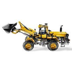 LEGO TECHNIC Front Loader 8265